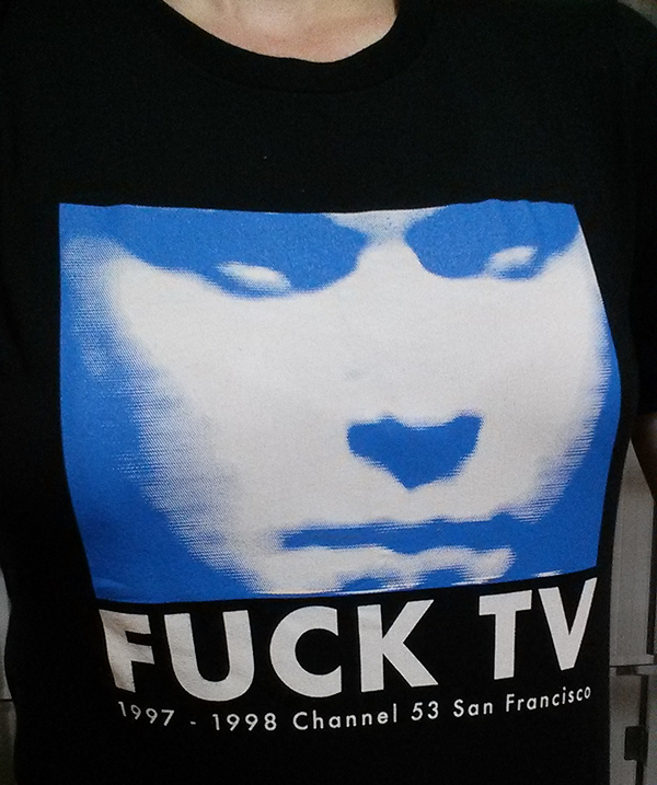 fuck tv shirt